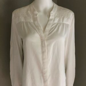 Karl Lagerfeld Paris Embellished Blouse